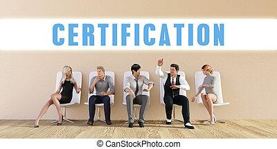 affari, certificazione