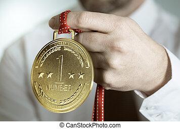affari, competenza, numero, Premio, uno