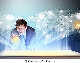 affari comunicazione, innovations