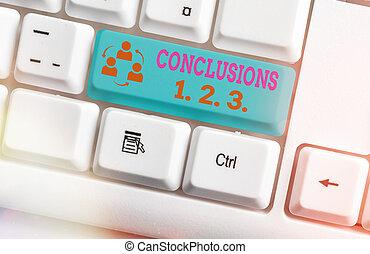 affari, foto, 3.., esposizione, elenchi, 1., scrittura, showcasing, presumptions., nota, 2., suppositions, conclusions, numeri
