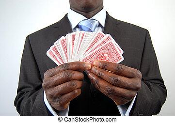 affari, giocare d'azzardo