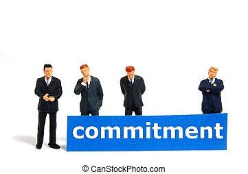 affari, impegno