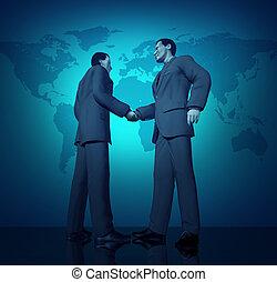 affari internazionali, affare