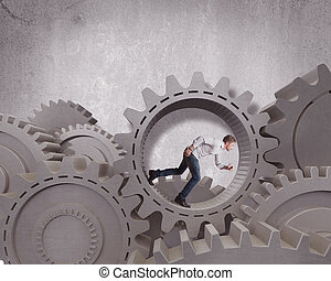 affari, meccanismo, sistema