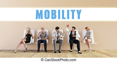 affari, mobilità
