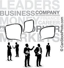 affari persone