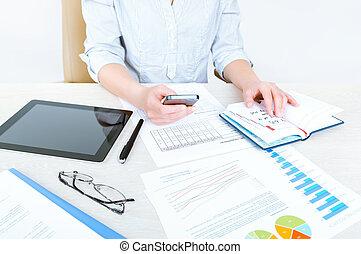 affari, pianificazione