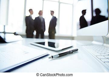 affari, posto lavoro