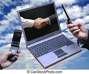affari tecnologia
