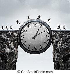 affari, tempo