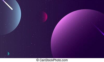 affiche, résumé, planètes