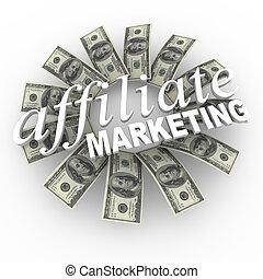 Affiliate Marketing Referral Network Money Generating Plan -...