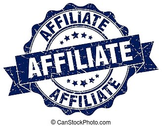 affiliate stamp. sign. seal