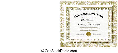 afflitto, vettore, diploma