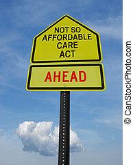 affordable, adelante, señal, tan, acto, no, cuidado