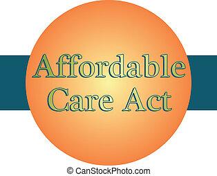 affordable, cura, atto