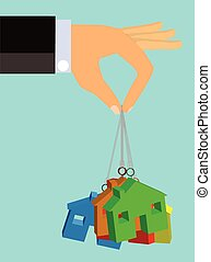 Affordable Housing (Vector)