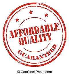 affordable, kwaliteit