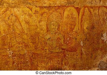 affreschi, antico