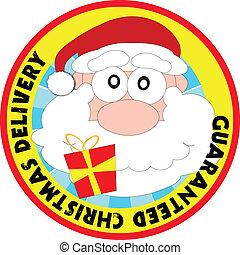 aflevering, guaranteed, kerstmis