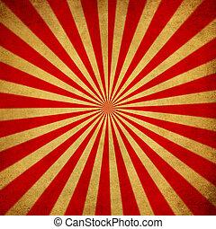 afligido, patrón, papel, plano de fondo, suave, rojo