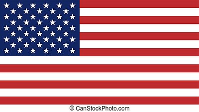 afmetingen, officieel, standaard, vlag, midway, atol