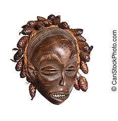 afričan, maskovat