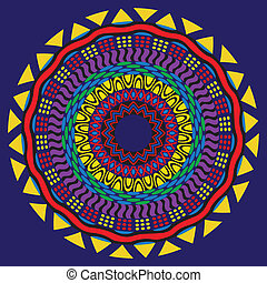 Africa Mandala