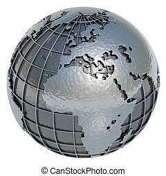 africa), mundo, (europe
