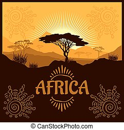 Africa - poster.