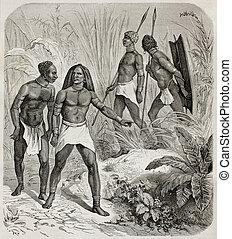 africains, bis, indigène