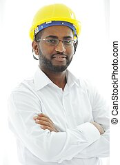 African american architect engineer