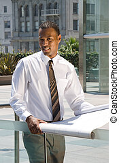 African American Architectural Engineer