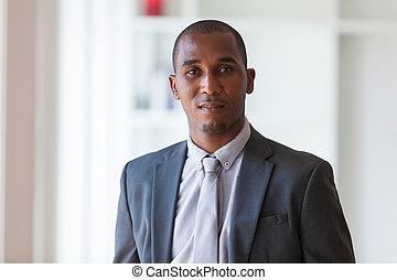 African american business man  - Black people