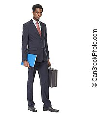 african - american, businessman.