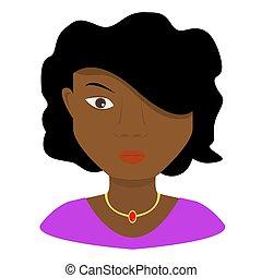african-american kvinde