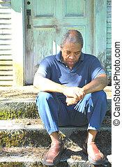 African american male. - African american male returns to...