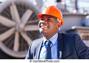 african american technical manager