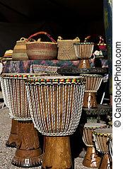 African Art Village crafts in Tucson