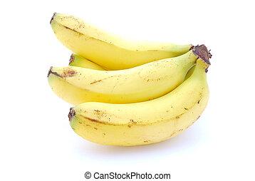 African bananas bunch