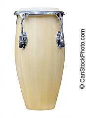 African conga drum