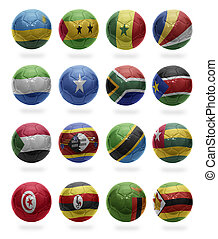 African Football from R to Z