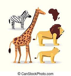 african safari design