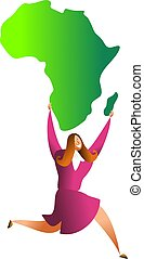african success