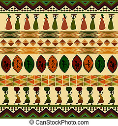 africano, diseño