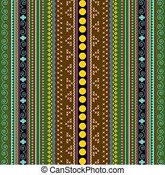 africano, textura
