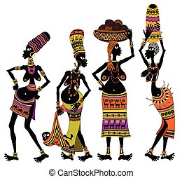 Africans womens