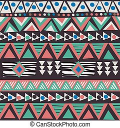 afrikaan, motieven, achtergrond, ethnische