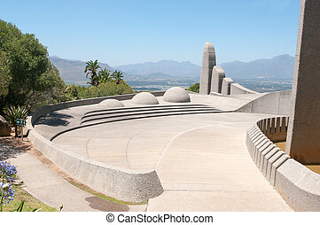 Afrikaans Language Monument in Paarl