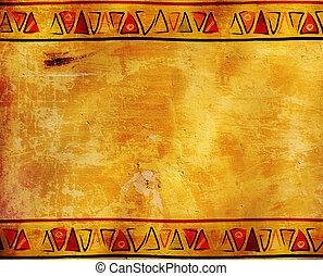 afrikai, nemzeti, példa